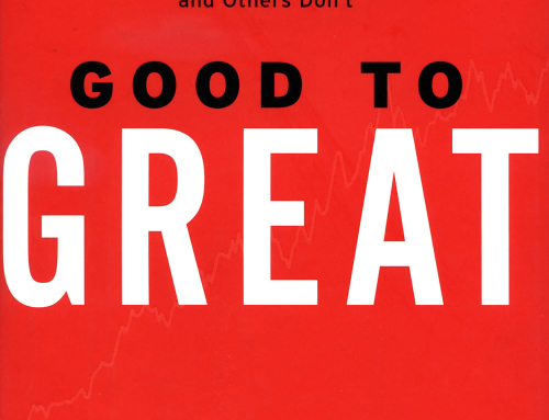 Good to Great: Why Some Companies Make the Leap… and Other's Don't