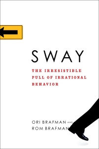 book cover Sway