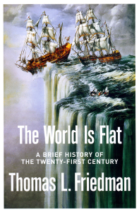 book cover The World is Flat